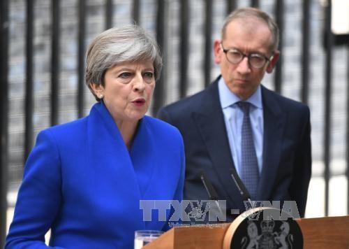 Theresa May revela su nuevo gabinete - ảnh 1