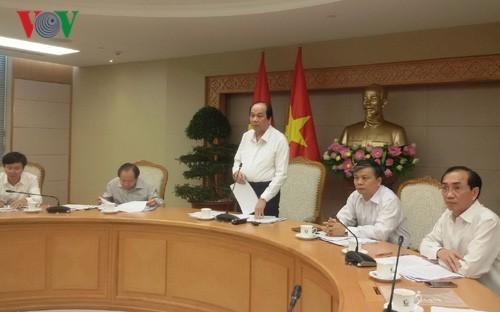 Fortalecen papel de la prensa vietnamita en el cumplimiento de las tareas nacionales - ảnh 1