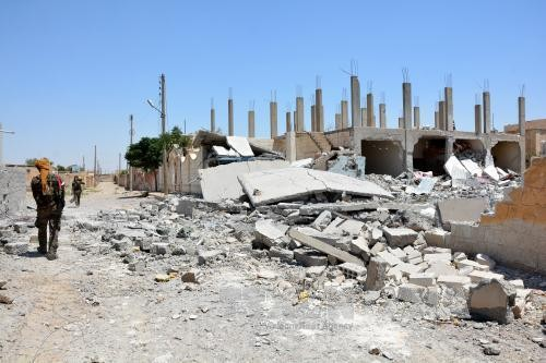 Unicef se declara sin fondos para completar su labor en Siria - ảnh 1