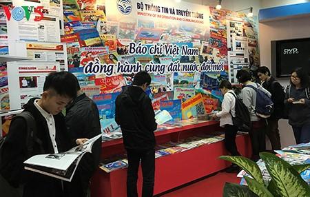 Múltiples actividades con motivo del Día de la Prensa Revolucionaria de Vietnam - ảnh 1