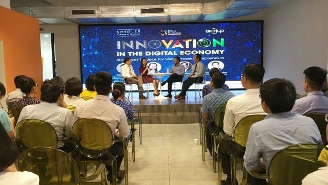 Empresas vietnamitas buscan innovarse en la etapa digital - ảnh 1