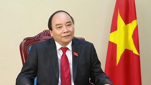 Premier vietnamita se reúne con jefes diplomáticos nacionales en ultramar - ảnh 1