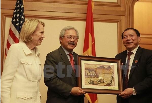 Localidades vietnamitas se promocionan en Estados Unidos - ảnh 1