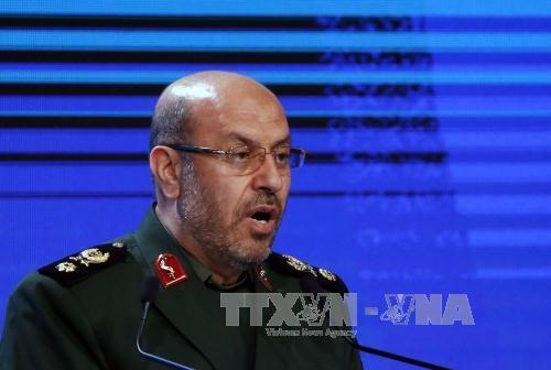 Irán e Irak firman un acuerdo de cooperación militar - ảnh 1