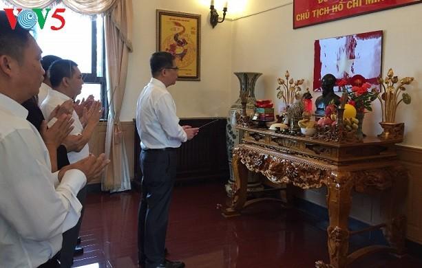 Diversas actividades en honor a los Inválidos y Mártires de Guerra de Vietnam - ảnh 1