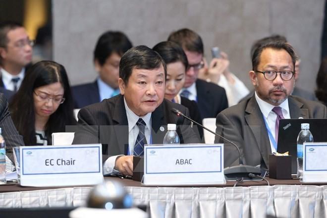 Alto consenso del ABAC sobre un foro APEC más abierto, renovado e integral - ảnh 1