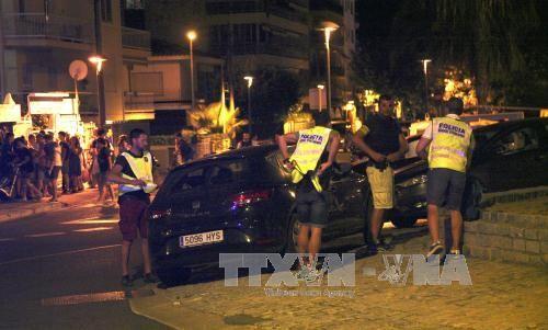 Identificados los cinco terroristas abatidos en Cambrils - ảnh 1