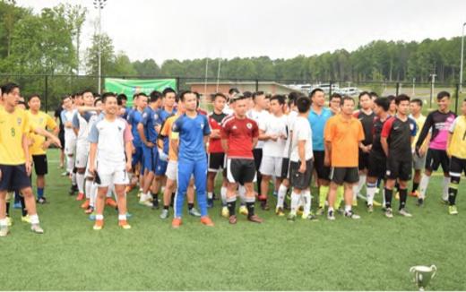 Estudiantes vietnamitas en Estados Unidos se benefician de actividades interesantes - ảnh 1