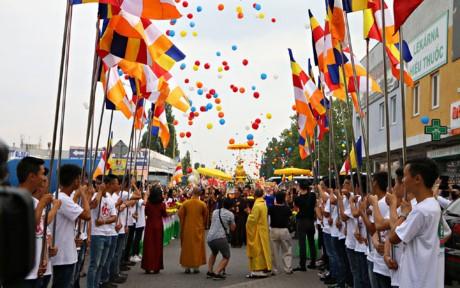 Conmemoran décimo aniversario de formación de Asociación Budista de Vietnam en República Checa - ảnh 1