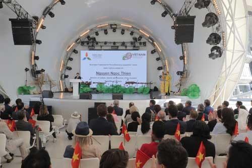 Vietnam participa en la Exposición Mundial 2017 en Kazajstán - ảnh 1