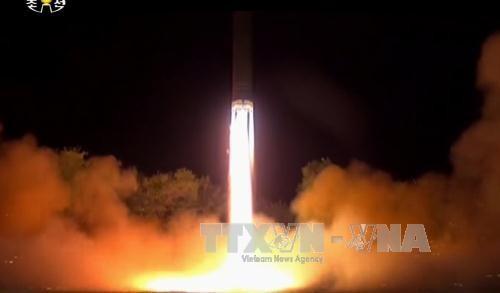 Seúl descarta una solución militar a la crisis de Corea del Norte - ảnh 1