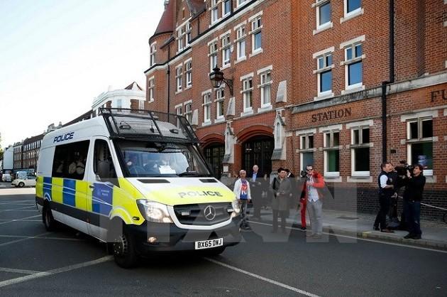 Reino Unido rebaja el nivel de alerta terrorista - ảnh 1