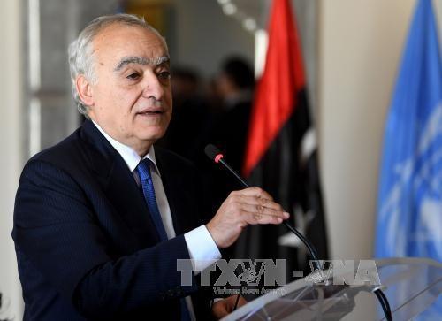 Inician las nuevas negociaciones de paz para Libia - ảnh 1
