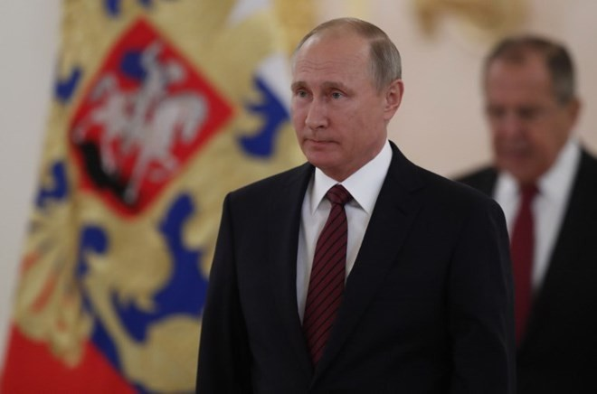Russian President supports equitable cooperation with US  - ảnh 1