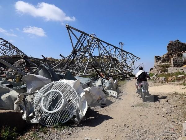 Guterres exhorta al fin de los ataques por tierra y aire a Yemen - ảnh 1