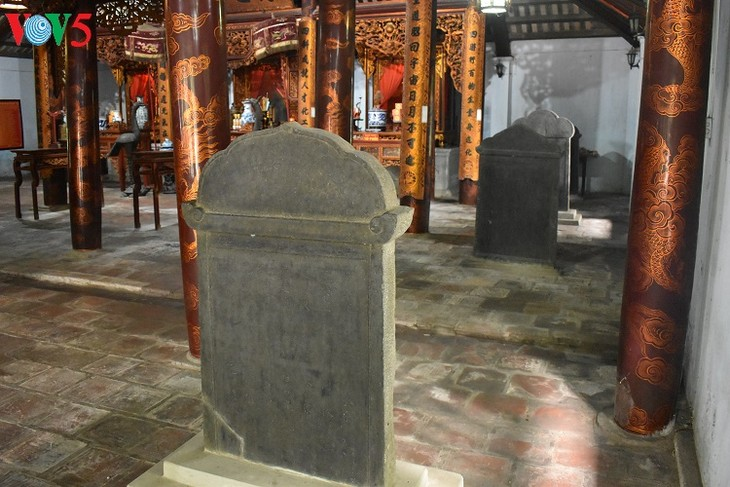 Una visita al Templo de la Literatura de Xich Dang - ảnh 2