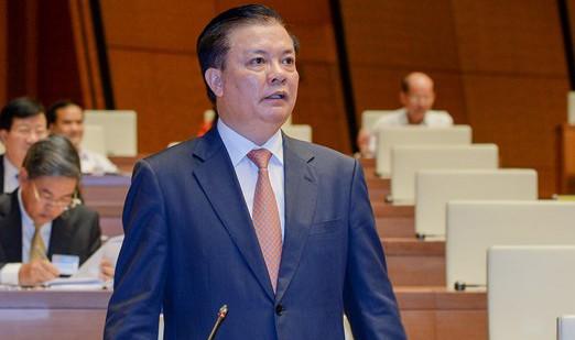 Le ministre des finances s'explique sur les dettes publiques à l'AN - ảnh 1