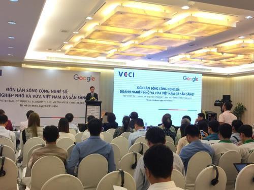Les PMEs vietnamiennes sont prêtes face aux vagues du digital - ảnh 1