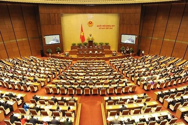 Assemblée nationale : poursuite des débats sur le développement socio-économique - ảnh 1