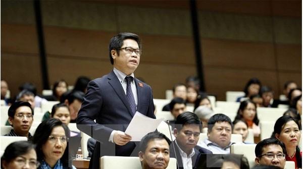 Assemblée nationale: la restructuration économique en débat - ảnh 1