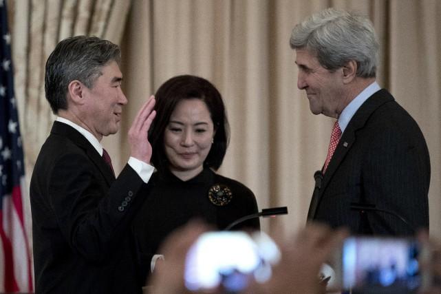 Kerry vante une alliance «à toute épreuve» avec les Philippines malgré des «différences» - ảnh 1