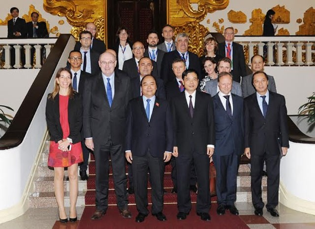 Le Vietnam souhaite signer l'accord de libre-échange avec l'UE  - ảnh 1