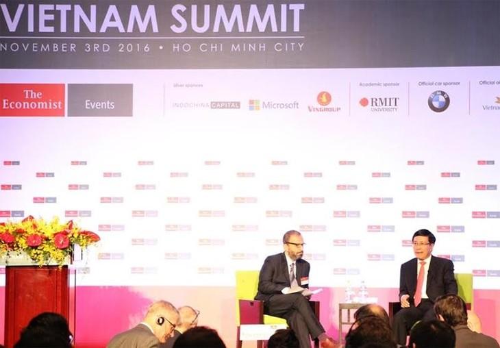 La conférence sur l'économie extérieure pour le développement durable - ảnh 1
