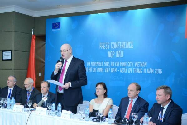 L'Union européenne souhaite intensifier le commerce agricole avec le Vietnam - ảnh 1