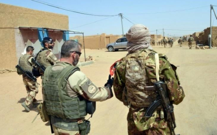 Mali: un casque bleu togolais et deux civils tués dans une attaque - ảnh 1