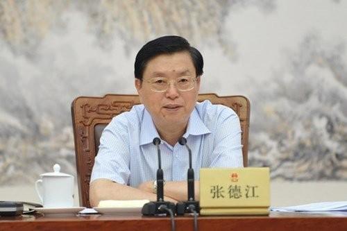 Nguyen Thi Kim Ngan reçoit un haut officiel chinois - ảnh 1
