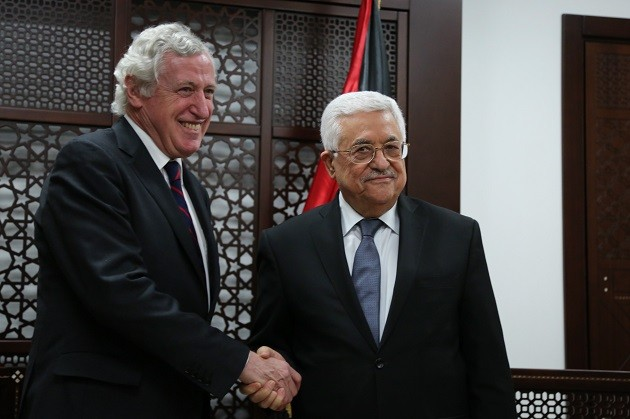 Israël refuse de participer à l'initiative de paix française - ảnh 1