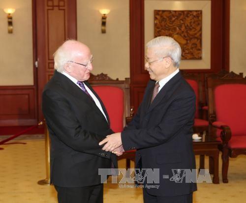 Booster la coopération multisectorielle Vietnam-Irlande - ảnh 1