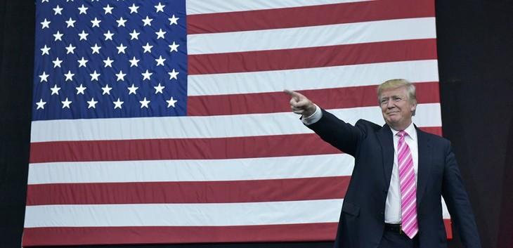 Elections américaines : Donald Trump élu président des Etats-Unis - ảnh 1