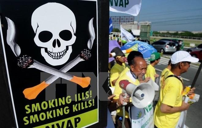 Le Vietnam à la Convention-cadre sur la lutte contre le tabagisme de la COP - ảnh 1