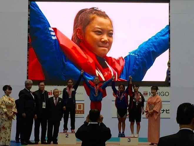 Haltérophilie : les Vietnamiens remportent 10 médailles d'or - ảnh 1