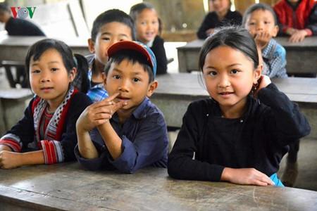 Les enfants insouciants de Hà Giang - ảnh 1