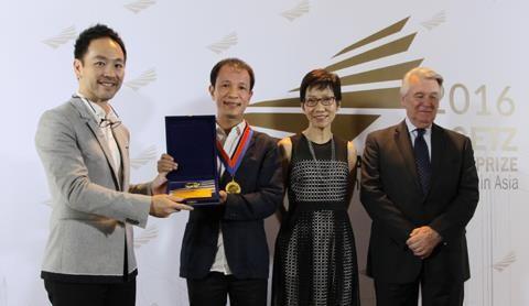 """Un architecte vietnamien primé pour son """"architecture heureuse""""  - ảnh 1"""