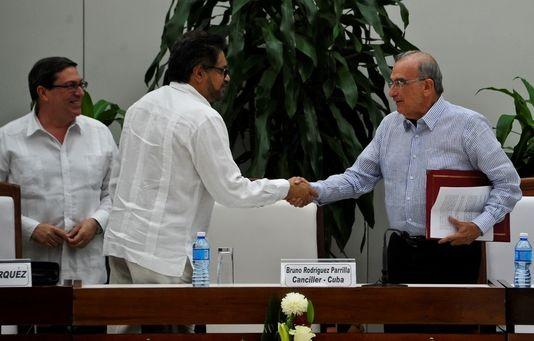 Nouvel accord de paix trouvé entre la Colombie et les FARC - ảnh 1