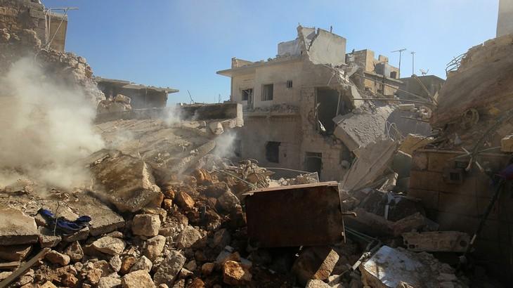 Fin de l'ultimatum de l'armée syrienne  - ảnh 1