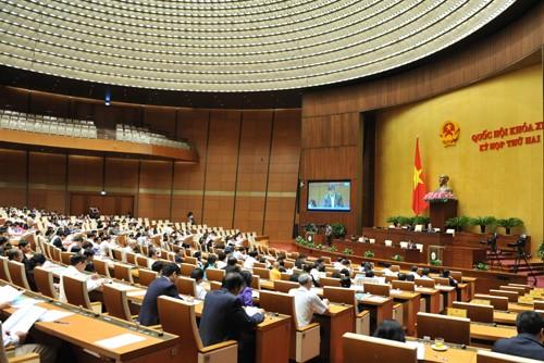 Début des séances de questions-réponses à l'Assemblée nationale  - ảnh 1