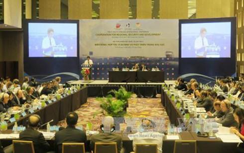 Mer Orientale: Intensifier la coopération internationale pour la paix et la stabilité - ảnh 1
