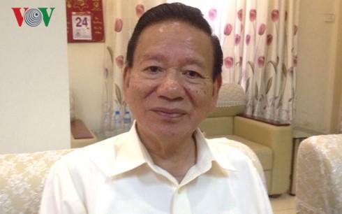 Đinh Quang Bào,  citoyen d'élite de la capitale - ảnh 1