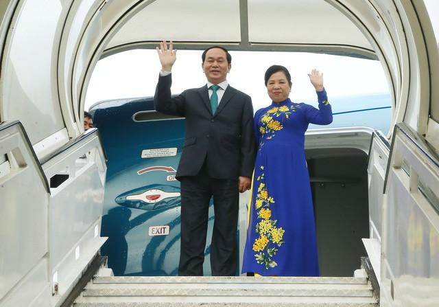 Le président vietnamien attendu en Italie et à Madagascar - ảnh 1