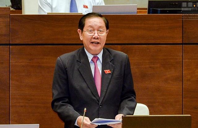 Le ministre des Affaires intérieures s'exprime devant l'Assemblée nationale - ảnh 1