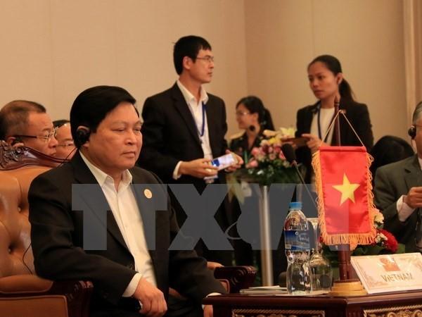 Ouverture de la conférence restreinte des ministres de la Défense de l'ASEAN - ảnh 1