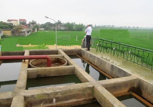 Bac Ninh  se met à l'eau propre - ảnh 1