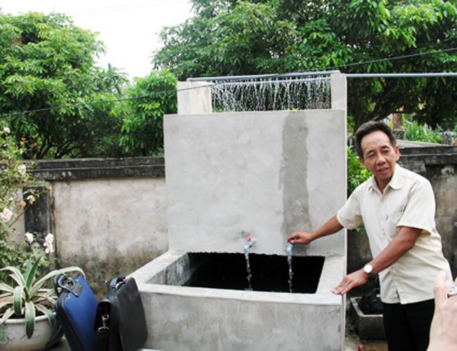 Bac Ninh  se met à l'eau propre - ảnh 2