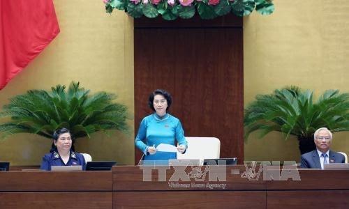 Premières séances de questions-réponses de la 14ème législature - ảnh 1