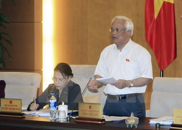 Renforcer le contrôle parlementaire de la réforme de l'appareil d'Etat - ảnh 1