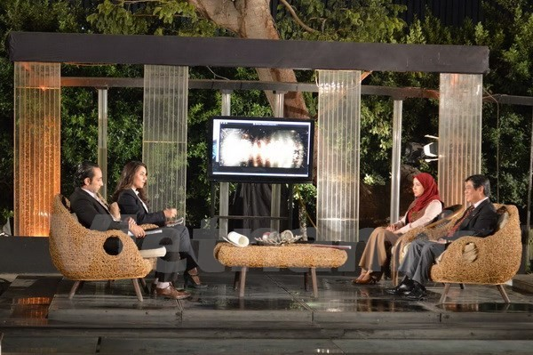 Deuxième émission télévisée sur le Vietnam diffusée en Egypte - ảnh 1
